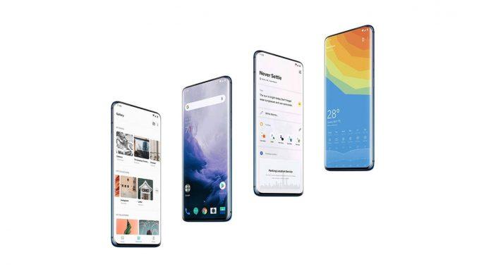 oneplus oxygenos 10 android q