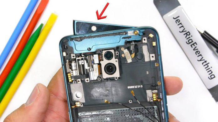 oppo reno teardown