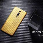 redmi k20 pro assinatura edição