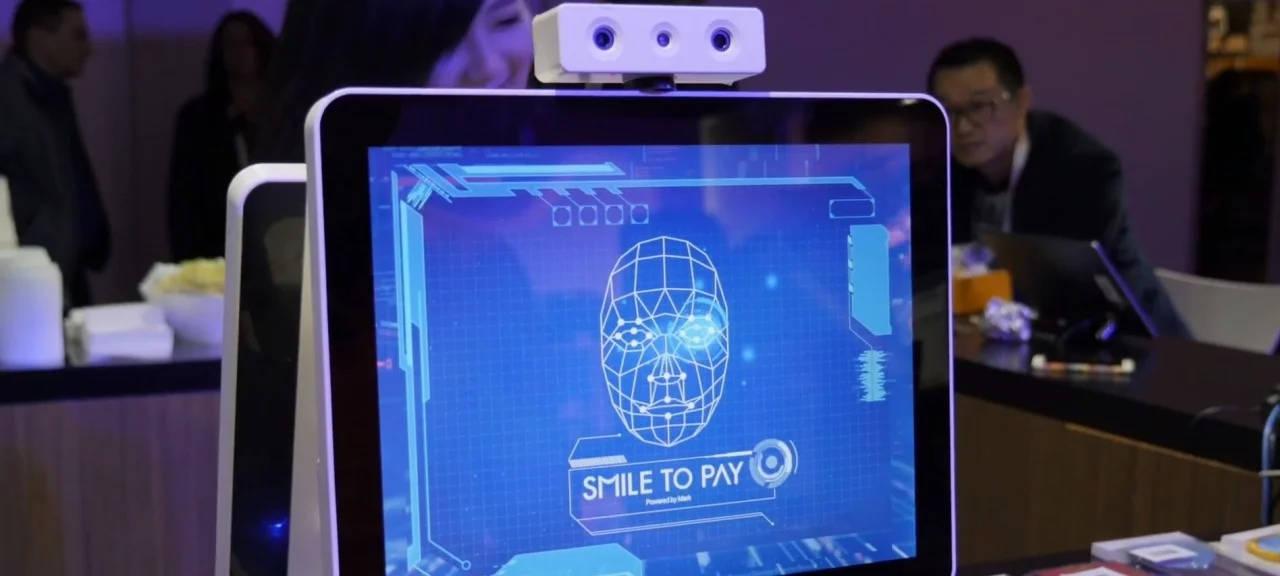 pagamentos de reconhecimento facial