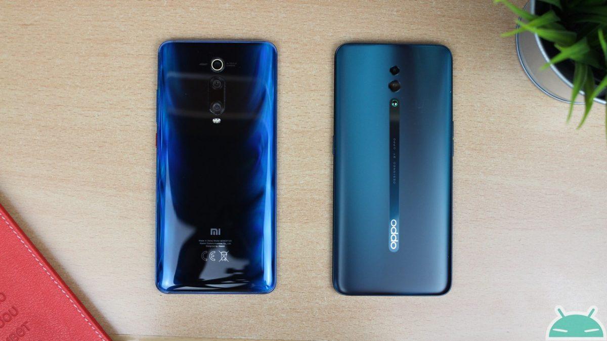 Xiaomi Mi 9T vs OPPO Reno