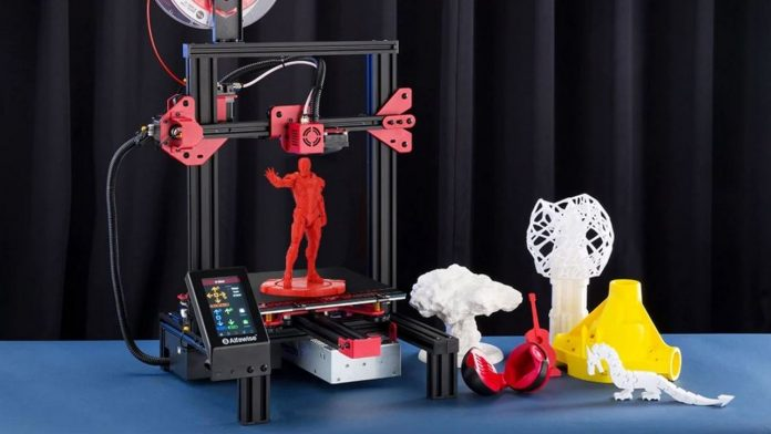 alfawise u30 pro 3d printerbest printer