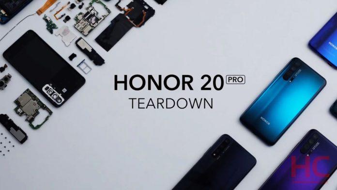 Honra 20 Pro