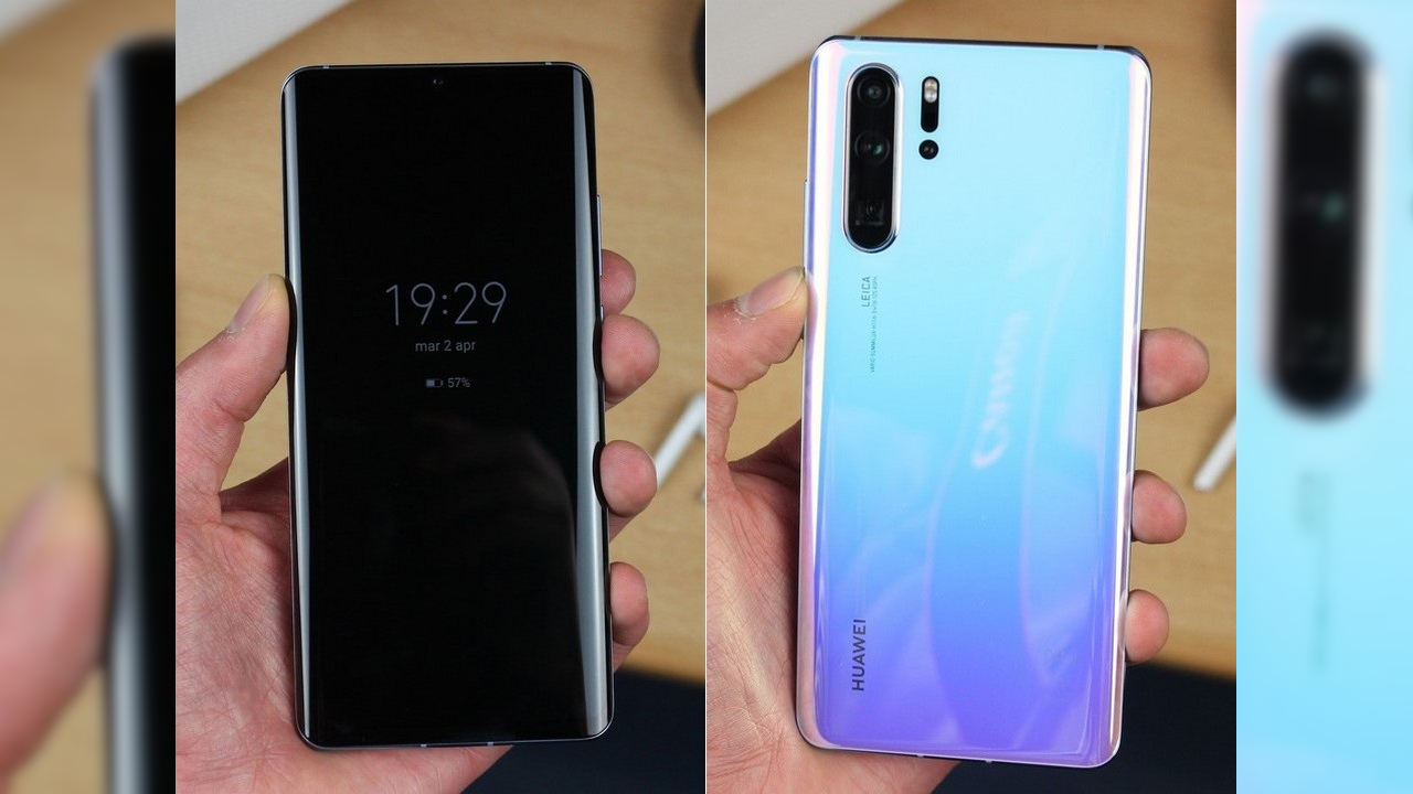 Huawei P30 and P30 Pro are the best smartphones of the year   MWC