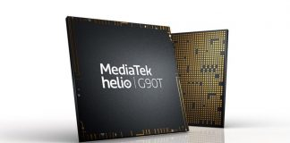 MediaTek Helio G90 and G90T