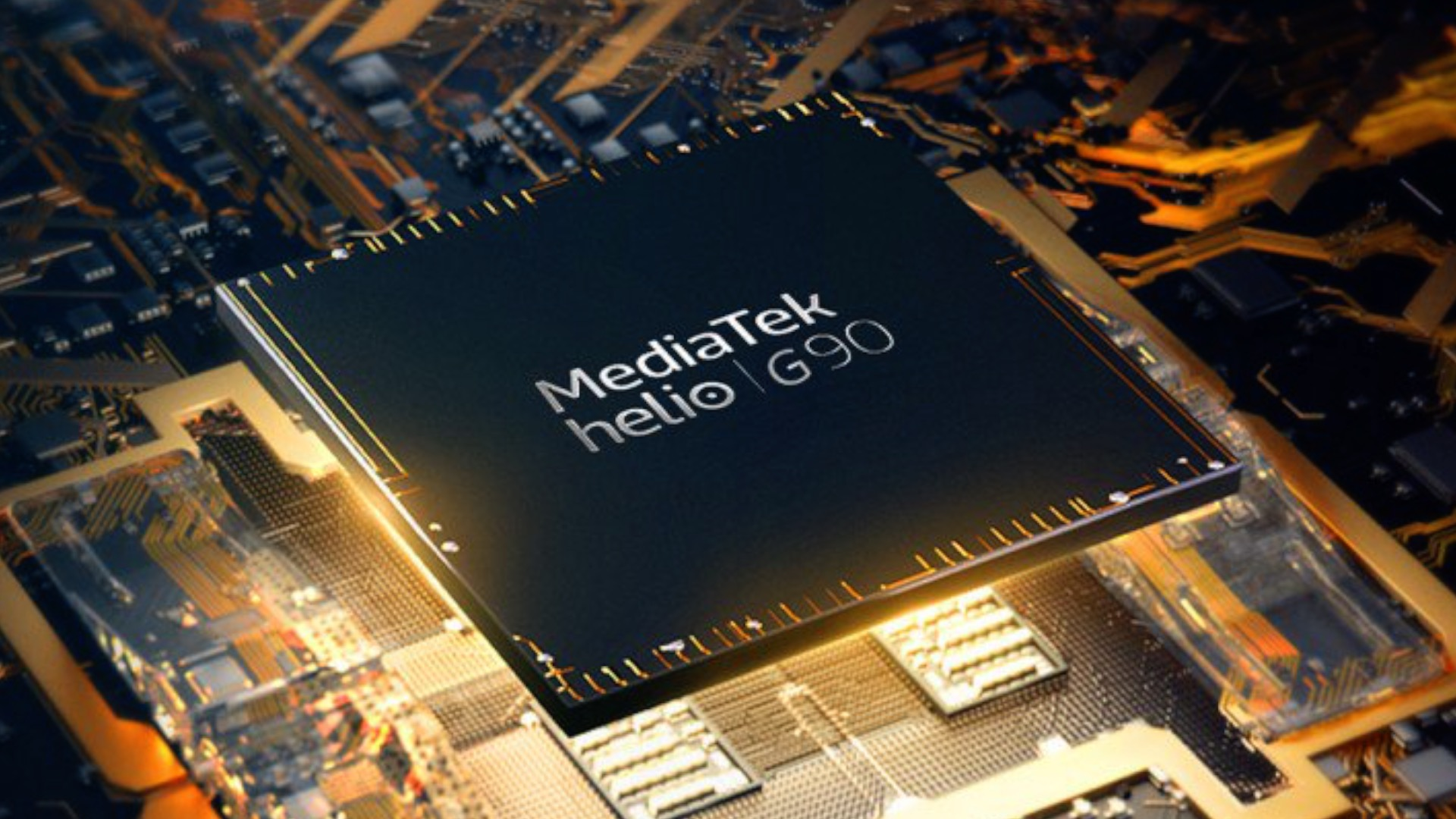 MediaTek Helio G90 e G90T