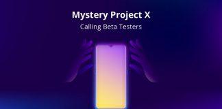 Realme 3 pro proyecto x