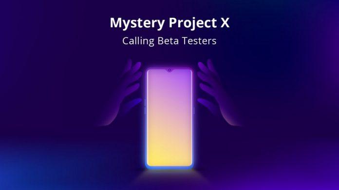 realme 3 pro project x