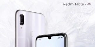 redmi notes 7 branco
