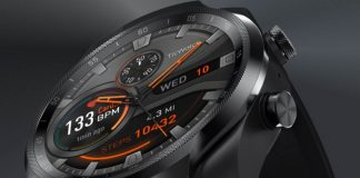 ticwatch pro 4g ticmotion 2.0