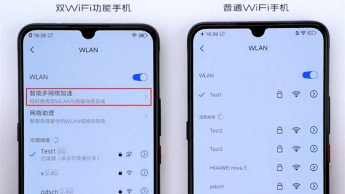 aceleração dual wi-fi vivo