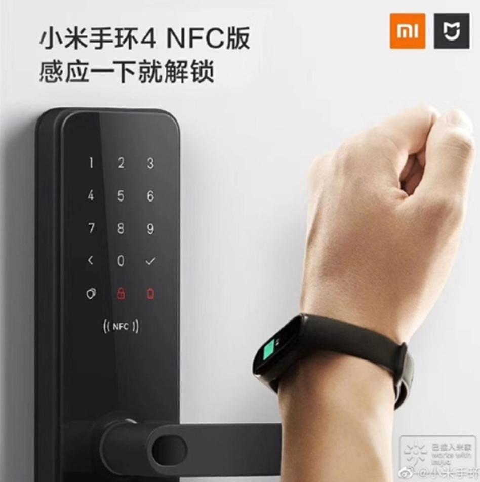 Xiaomi Mi Band 4 gives its best in the NFC version - GizChina.it