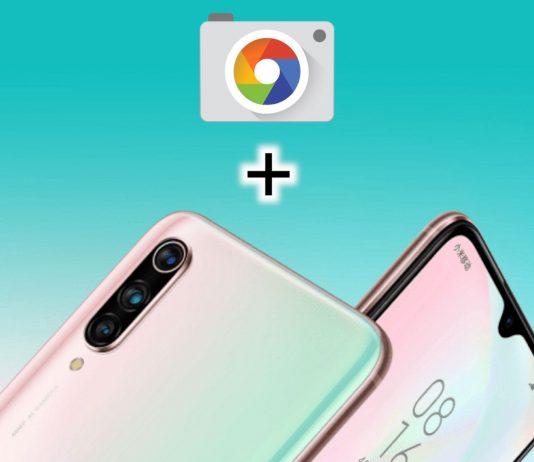 Xiaomi Mi A3 Google Camera