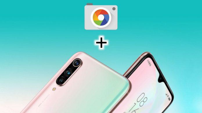 Xiaomi Mi A3 Cámara de Google