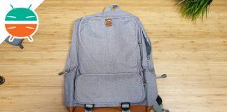 recensione backpack USB
