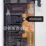 huawei mate 30 pro batteria