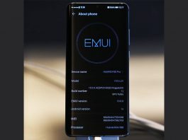 huawei p30 pro emui 10 android q