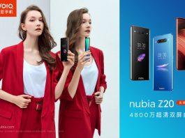 努比亚z20