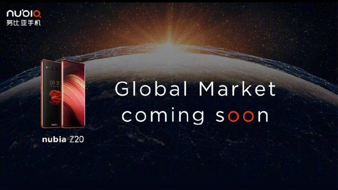 nubia z20 global