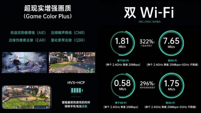oppo game color plus dual wi-fi