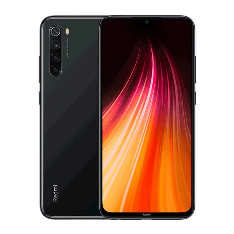 Xiaomi Redmi Note 8 3/32 GB Black – Gearbest