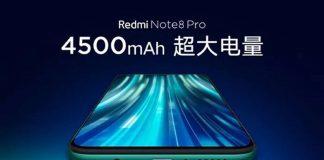 redmi note 8 pro batteria