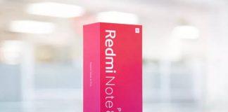 Redmi Note 8 Pro confezione