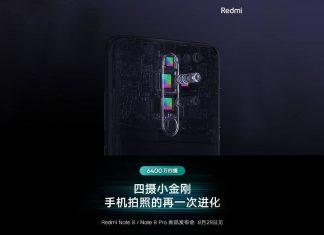 redmi notes 8 pro Kamera