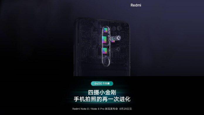 redmi notes 8 pro camera