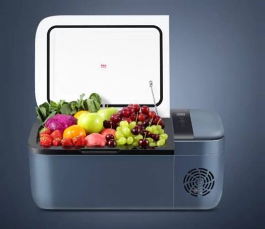 xiaomi Indel B Car Refrigerator