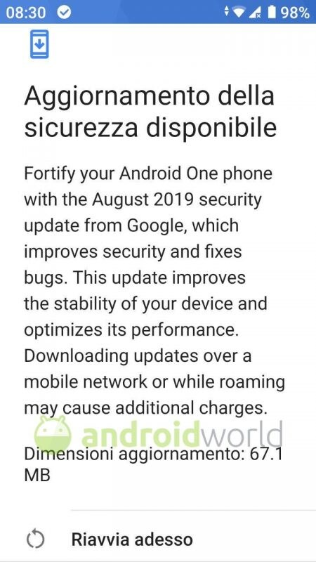 Xiaomi Mi A1 more secure with this new update - GizChina it