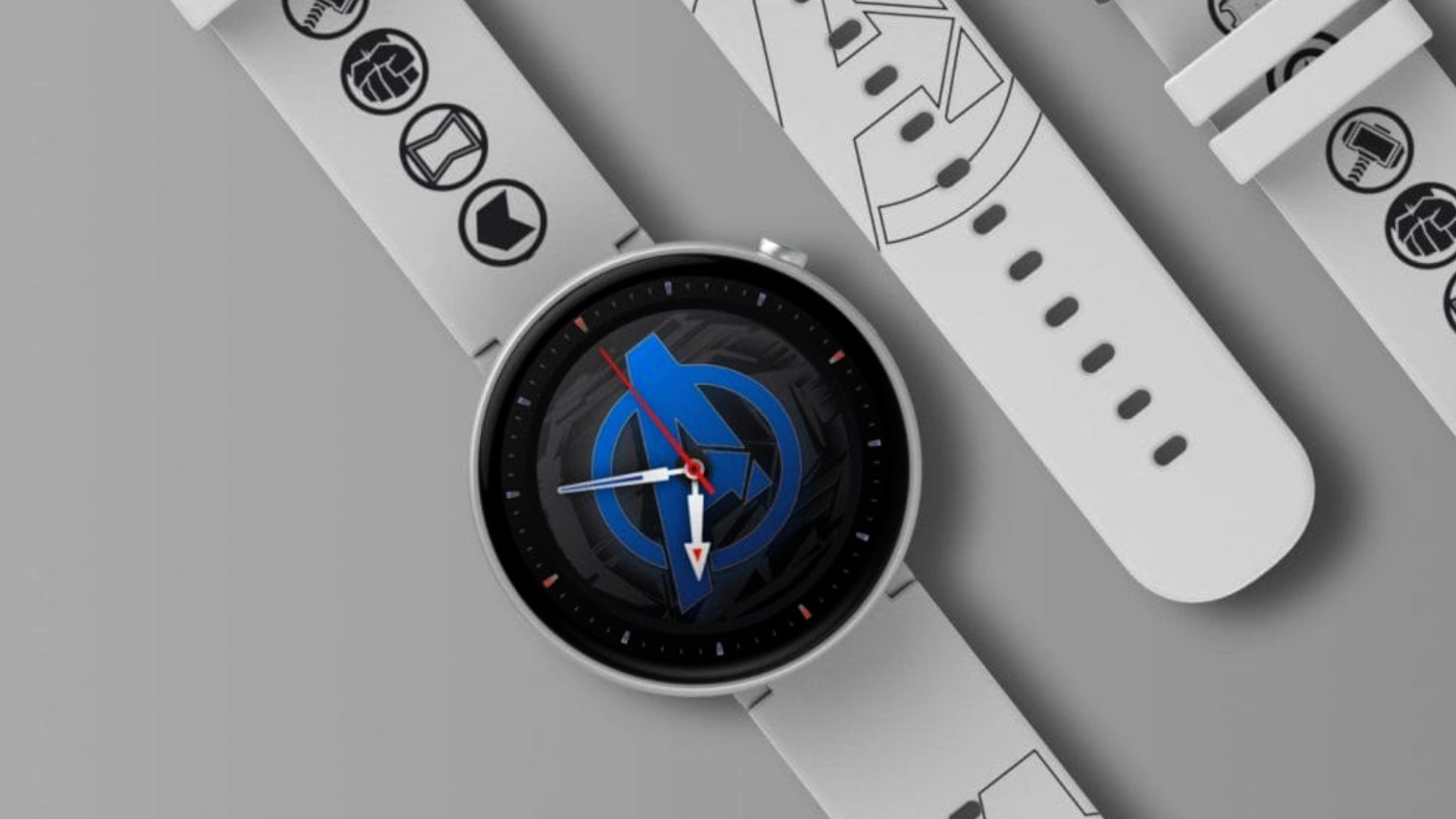 Amazfit Verge 2: postpone the ECG and Avengers Limited Edition ...