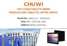 Chuwi IFA 2019