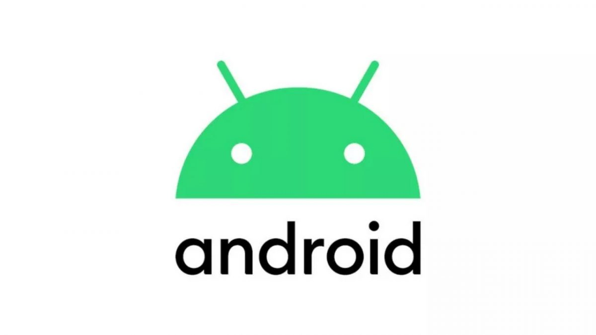 google android 10 logo