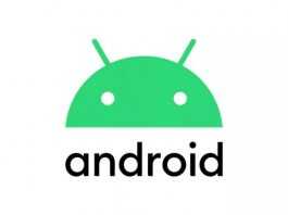 google android 10 logo