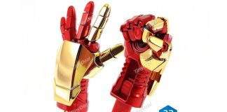 Caneta USB 32 GB Iron Man - TinyDeal