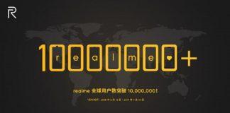 realme 10 milioni
