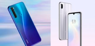 redmi note 7 vs redmi note 8