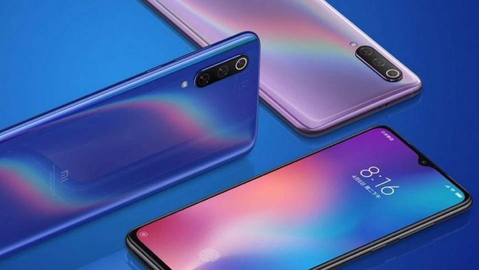 Xiaomi Mi 9 Global (Blue) - GearBest