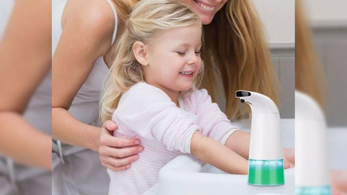 Xiaomi Youpin инфракрасный дозатор мыла