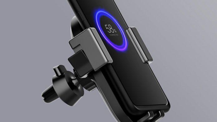 Bezprzewodowa ładowarka samochodowa Xiaomi ZMI