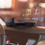 xiaomi carro robô head-up display