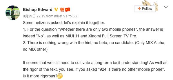 Xiaomi miesza zaprzeczenie 4