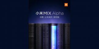 Xiaomi Mix Me Alpha