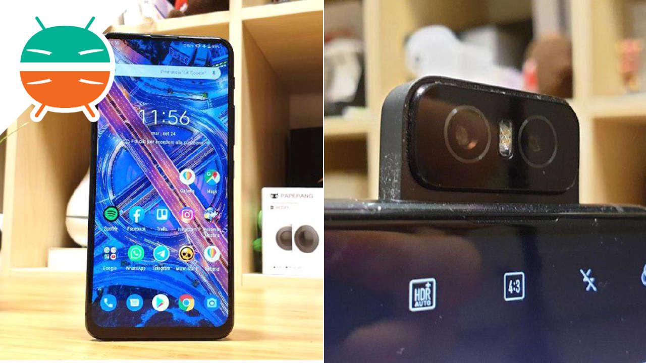 ASUS Zenfone 6 6 / 64 GB Global - Banggood