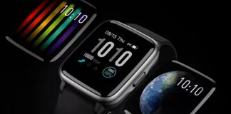 Gionee Smart 'Life' Watch