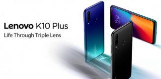 Lenovo K10 Plus