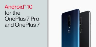 oneplus 7 oneplus 7 pro android 10