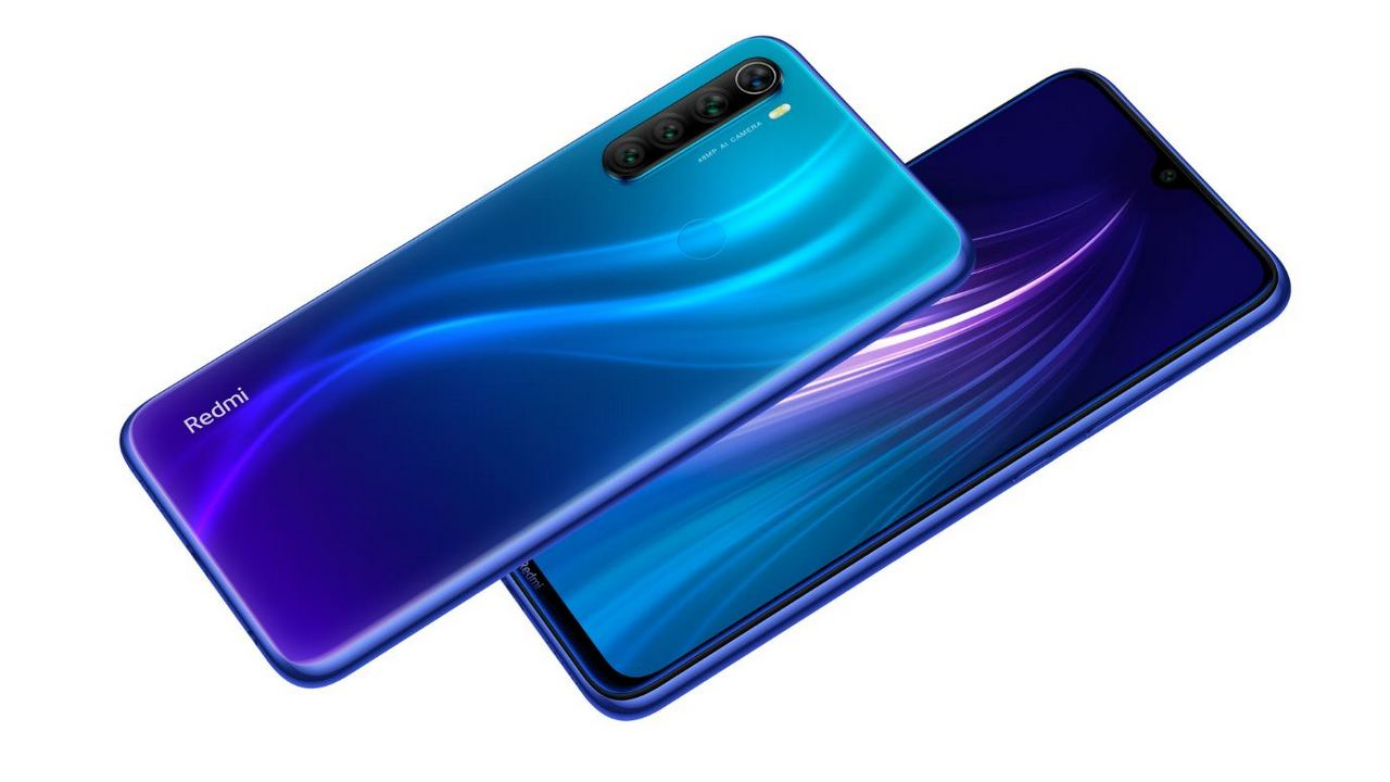 Xiaomi Redmi Note 8T 4 / 64 ГБ - Banggood