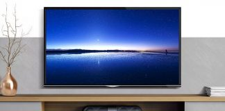 "TV inteligente 49 ""4K Haier"